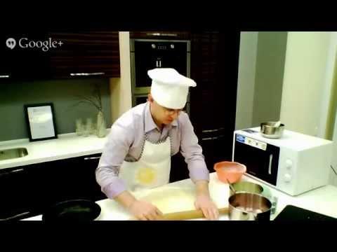 Мастер-класс по приготовлению курника