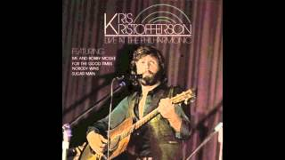 Kris Kristofferson -  Late Again (Gettin
