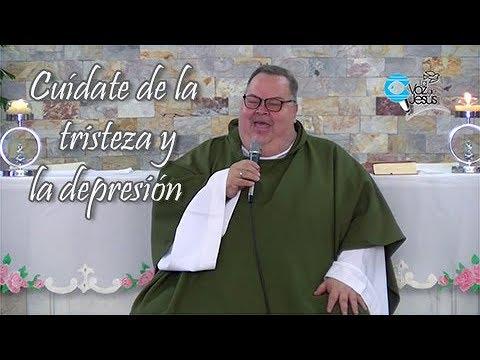 Cuídate de la tristeza y la depresión - Monseñor Roberto Sipols