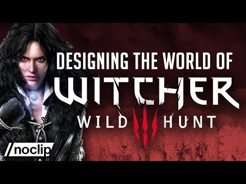 Designing The World of The Witcher 3