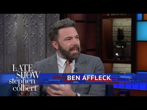 Ben Affleck: 'I'm Not A Superhero'