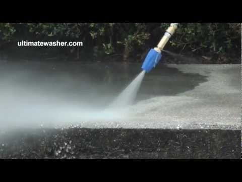 Rotary Nozzles for Pressure Washers