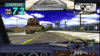 18 Wheeler American Pro Trucker - GameCube - Arcade