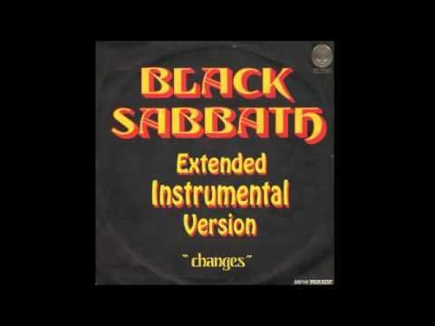 Black Sabbath - Changes (Extended Instrumental)