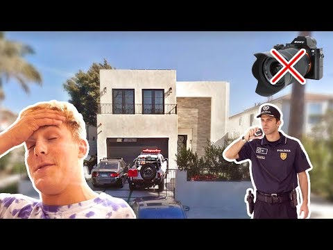 Thumbnail: The police won't let me vlog anymore...