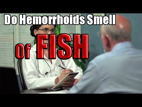 Do Hemorrhoids Smell Like Fish? - Discover How To Stop Hemorrhoids From Smelling