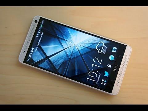 Обзор HTC One Max
