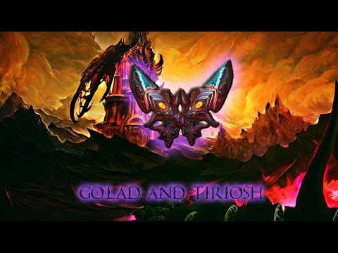 HOW TO GET GOLAD AND TIRIOSH DAGGERS THE FASTEST WAY│World of Warcraft