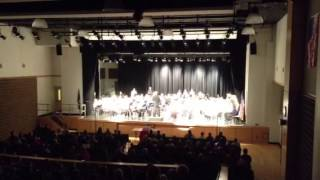 "MSBOA Dis. 2 MS Honors Band ""Mount Royal March"""