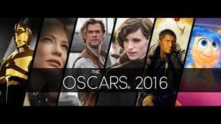 видео Номинанты на премию Оскар 2016