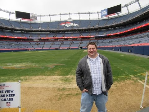 Sports Authority Field at Mile High Tour