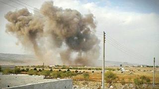 أخبار عربية: قوات الأسد تشن هجوما عنيفا على حي المنشية في درعا