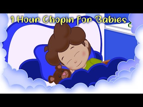 1-hour-peaceful-and-relaxing-chopin's-lullaby-with-water-sounds-for-babies-♫ -good-night-sleep-tight