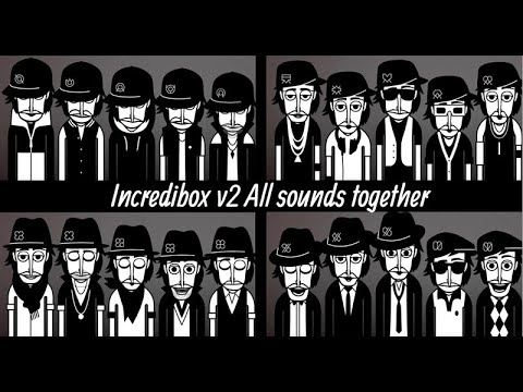 Incredibox V2 All Sounds Together