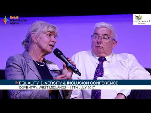 The Equality, Diversity & Inclusion Conference by App4Eng on 13th July 2017