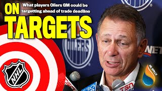 Oil Spills: Oilers Buyers At NHL Trade Deadline