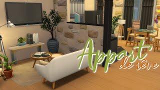 *:・゚✧ Rénovation d'appart' : Mon appart' de rêve ! || Speed Build Sims 4