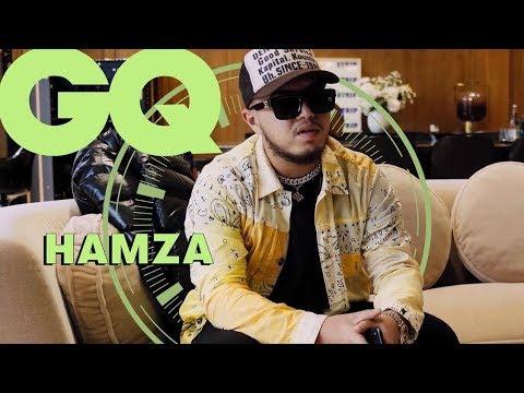 Youtube: 24H avec Hamza au Pitchfork Festival | GQ