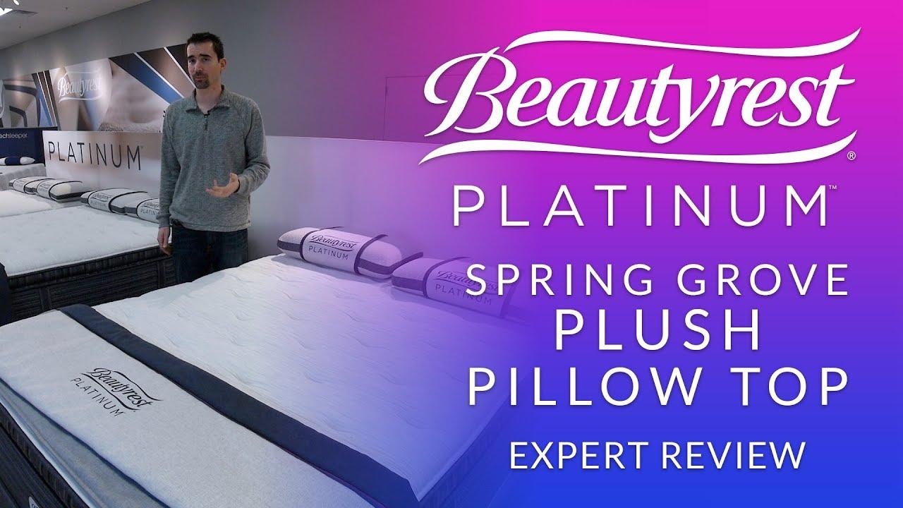 beautyrest platinum pillow top online