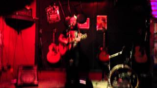 James Hunnicutt - Last Caress (Live) Ashley Street Station Valdosta, GA 10-04-2012