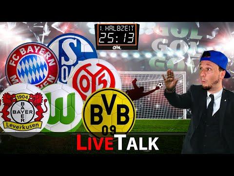GOAL ⚽️ Der Fussball LIVETALK 18. Spieltag