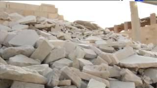 اخر النهار | محمود سعد يعرض تقرير عن صناعة الرخام في مصر
