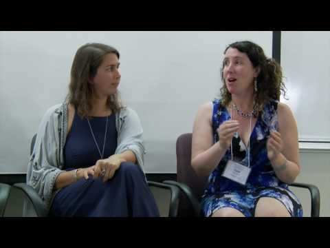 Converging Currents: Where Art and Science Meet - Panel Discussion