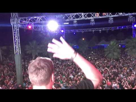 UMEK @ Weekend Beach Festival, Malaga, Spain - 9.7.16