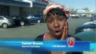 Sweet Brown Toothache? Ain