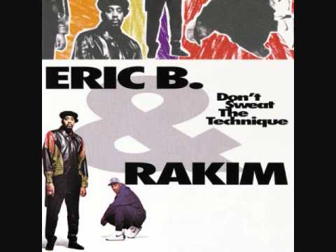 Eric B and Rakim Don't Sweat the Technique Funky Ginger Club