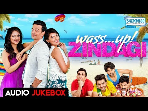 Wass...up! Zindagi  NEW URBAN GUJARATI FILM - Audio Jukebox - Singer SHAAN, Remix by DJ STELLA