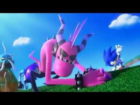 Sonic Lost World (ES) - Trailer Oficial de Anuncio (ES) HD
