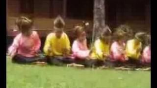 Tari Indang Badinding - Indonesia Traditional Dance {minang}