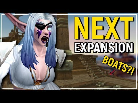 NEXT EXPANSION: Features! Freak'n Boats?! Old World Revamp? Let's Chat