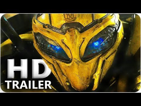 Bumblebee Official Trailer 2018 Transformers 6 Bumblebee Action