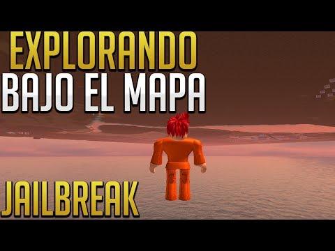 DIRECTO ROBLOX JAILBREAK |  HACKEANDO Y EXPLORANDO BAJO EL MAPA