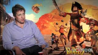 The Pirates! Band of Misfits (2012) Official  Trailer & Cast Interview with Hugh Grant Thumbnail