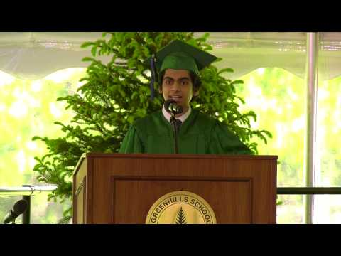 Greenhills School Class of 2019 Commencement