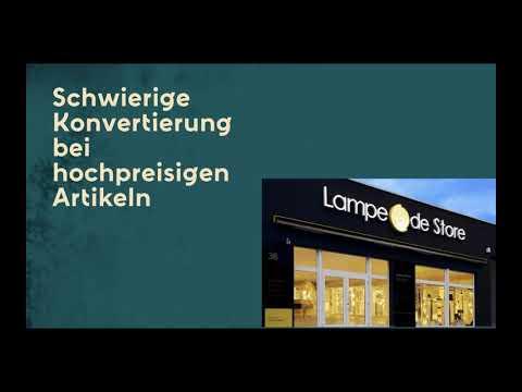 Lampe.de: das E-Commerce Highlight der Lampenbranche thumbnail