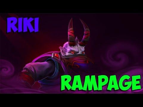 Dota 2 | MLG | Riki Rampage