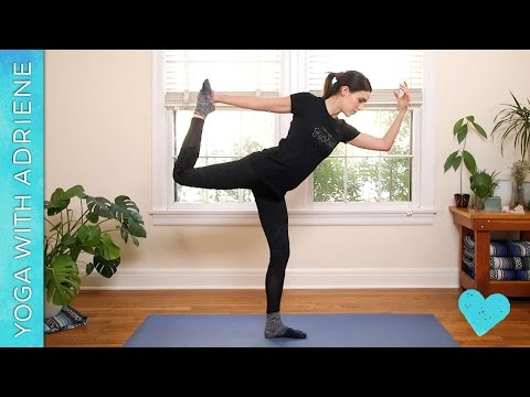 Yoga For Actors - Yoga With Adriene