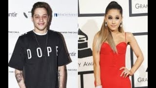 Pete Davidson Gushes Over GF Ariana Grande During Stand-Up Set