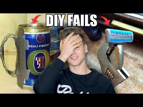 Hilarious DIY Fails!