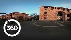 Daybreak in Yerevan's Stunning Town Square | Yerevan, Armenia 360 VR Video | Discovery TRVLR