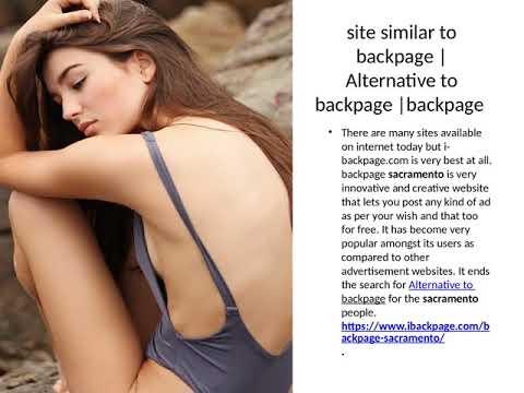 Site Similar To Backpage Alternative To Backpage Backpage Sacramento
