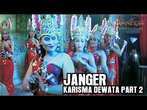 JANGER ( Lagu Lagu ) KARISMA DEWATA FULL SEMALAM PART 2 By Daniya Shooting Siliragung