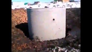 Колодцы, выгребные ямы, траншеи - все для водоснабжения и канализации Вашего участка.(8 927 329 83 55 - 8 987 4 982 982 Копаем колодцы шамбо септик выгребные ямы.Под Бассейн Фундаменты Траншеи. Я В Вк --- http://vk.c..., 2015-04-27T08:52:32.000Z)