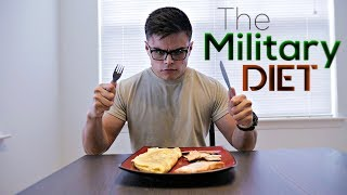 The Military Diet Plan | Get In Shape For The Air Force FAST