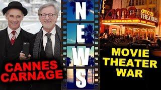The BFG 2016 Cannes Reviews, AMC vs Regal for X-Men Apocalypse - Beyond The Trailer