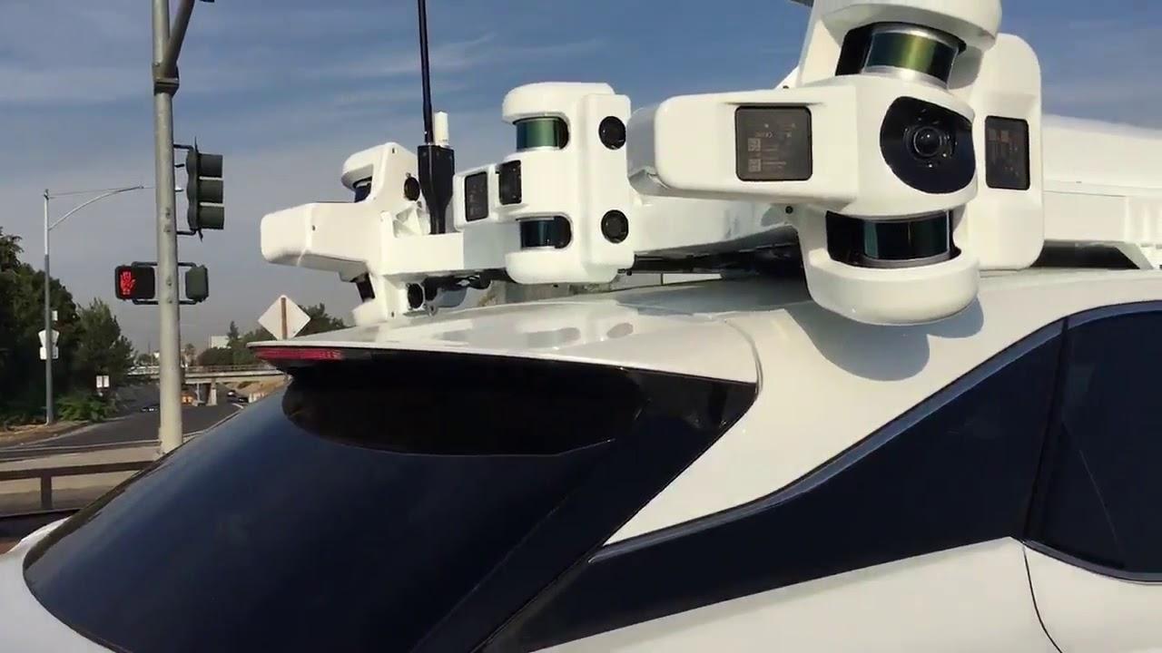Apple autonomous car